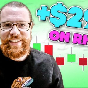 +$29k on (NYSE: RHE) | Recap by Ross Cameron