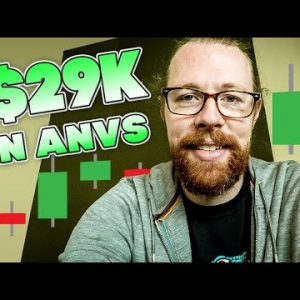 +$29k on (NYSE:ANVS) | Recap by Ross Cameron