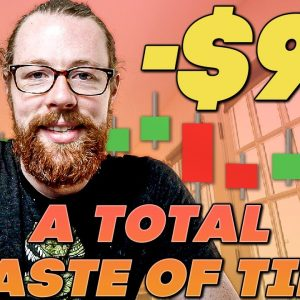 A Total Waste of Time -$9k | Recap by Ross Cameron
