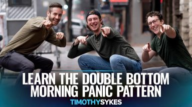 Learn the Double Bottom Morning Panic Pattern