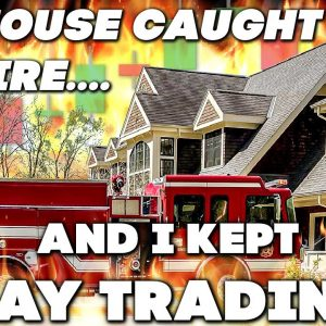My House Caught on Fire.... and I Kept Day Trading | Recap by Ross Cameron