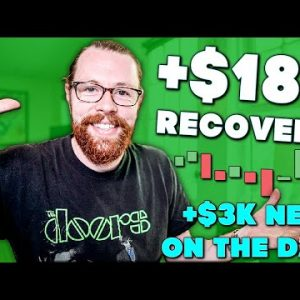 +$18k recovery +$3k Net On The Day | 2nd Recap by Ross Cameron