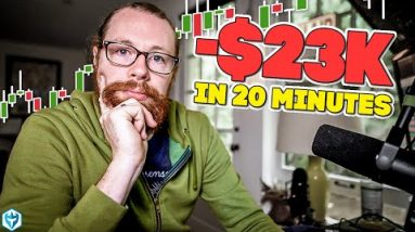 -$23k in 20 Minutes   Recap by Ross Cameron