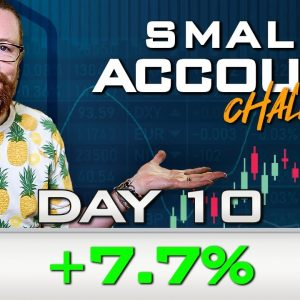 Day 10 of My New Small Account Challenge  | Recap by Ross Cameron