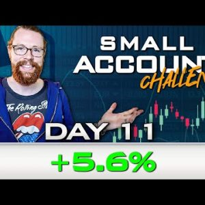 Day 11 of My New Small Account Challenge | Recap by Ross Cameron