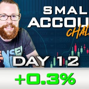 Day 12 of My New Small Account Challenge | Recap by Ross Cameron