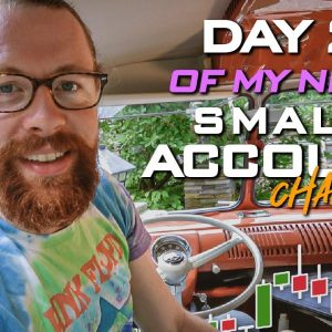 Day 2 of My New Small Account Challenge | Recap by Ross Cameron