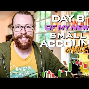Day 8 of My New Small Account Challenge | Recap by Ross Cameron