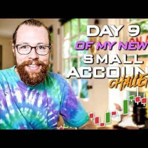 Day 9 of My New Small Account Challenge | Recap by Ross Cameron