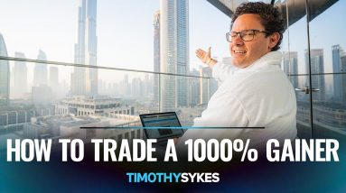 How To Trade a 1000% Gainer