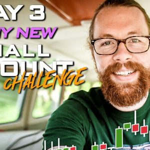 My New Small Account Challenge Day 3 | Recap by Ross Cameron