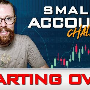 Small Account Challenge: Starting Over | Recap by Ross Cameron