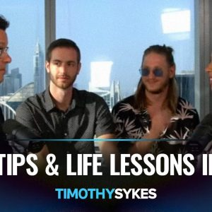 Stock Tips and Life Lessons in Dubai