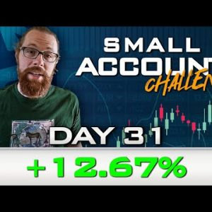 Day 31 of My New Small Account Day Trading Challenge | Recap by Ross Cameron