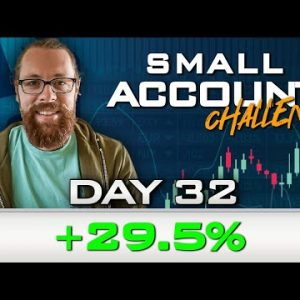 Day 32 of My New Small Account Day Trading Challenge | Recap by Ross Cameron