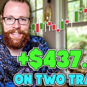 +$437.50 on Two Short Trades | Recap by Ross Cameron