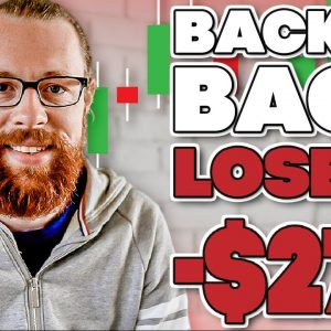 Back to Back Losers -$27k | Recap by Ross Cameron