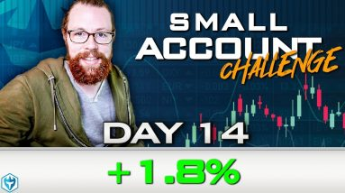 Day 14 of My New Small Account Challenge   Recap by Ross Cameron