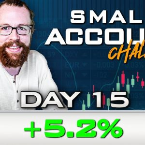 Day 15 of My New Small Account Challenge | Recap by Ross Cameron