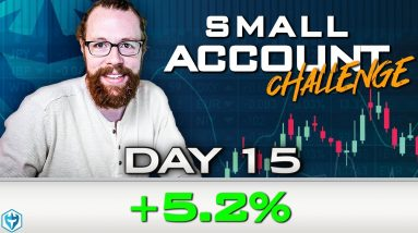 Day 15 of My New Small Account Challenge   Recap by Ross Cameron