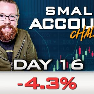 Day 16 of My New Small Account Challenge | Recap by Ross Cameron