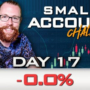 Day 17 of My New Small Account Challenge | Recap by Ross Cameron