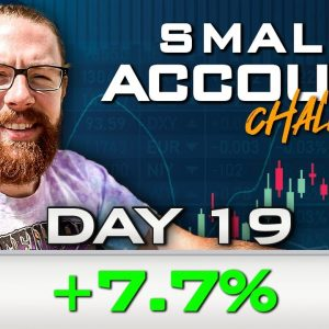 Day 19 of My New Small Account Challenge | Recap by Ross Cameron