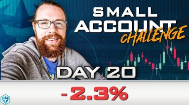 Day 20 of My New Small Account Challenge | Recap by Ross Cameron