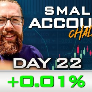 Day 22 of My New Small Account Challenge | Recap by Ross Cameron