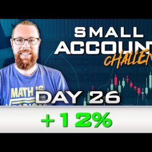 Day 26 of My New Small Account Challenge | Recap by Ross Cameron