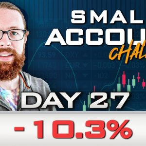 Day 27 of My New Small Account Challenge | Recap by Ross Cameron