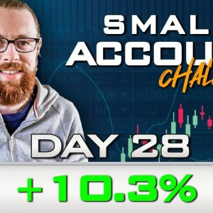 Day 28 of My New Small Account Challenge | Recap by Ross Cameron
