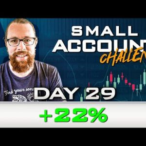 Day 29 of My New Small Account Challenge | Recap by Ross Cameron
