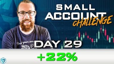 Day 29 of My New Small Account Challenge   Recap by Ross Cameron
