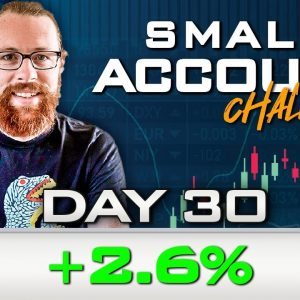 Day 30 of My New Small Account Challenge | Recap by Ross Cameron