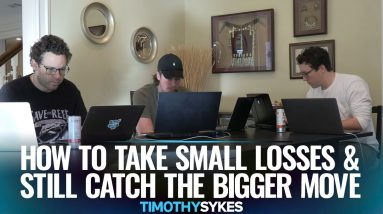 How to Take Small Losses and Still Catch the Bigger Move