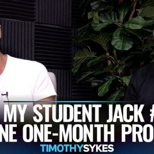 See My Student Jack #2's INSANE One-Month Profits!