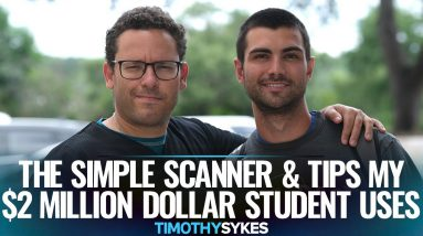The Simple Scanner and Tips My $2 Million Dollar Student Uses