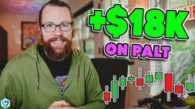 +$18k on PALT | Day Trading Recap by Ross Cameron