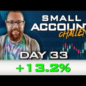 Day 33 of My New Small Account Day Trading Challenge | Recap by Ross Cameron