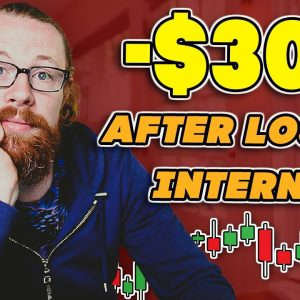 -$33k After Losing Internet | Recap by Ross Cameron
