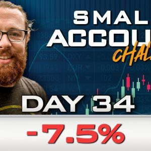 Day 34 of My New Small Account Day Trading Challenge | Recap by Ross Cameron