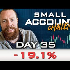Day 35 of My New Small Account Day Trading Challenge | Recap by Ross Cameron