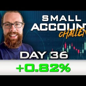 Day 36 of My New Small Account Day Trading Challenge | Recap by Ross Cameron