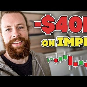-$40k Day Trading $IMPL | Recap by Ross Cameron
