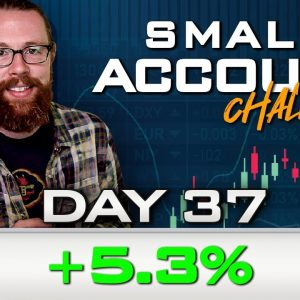 Day 37 of My New Small Account Challenge | Recap by Ross Cameron