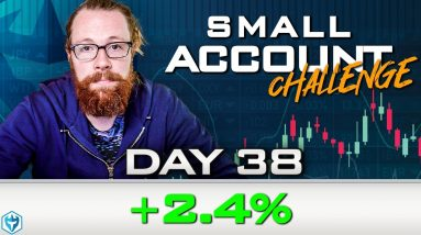Day 38 of My New Small Account Challenge   Recap by Ross Cameron