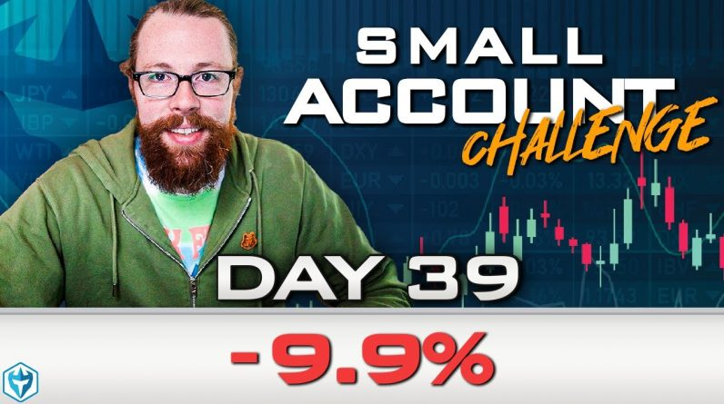 Day 39 of My New Small Account Challenge | Recap by Ross Cameron
