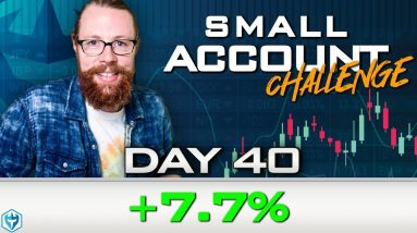 Day 40 of My New Small Account Challenge   Recap by Ross Cameron