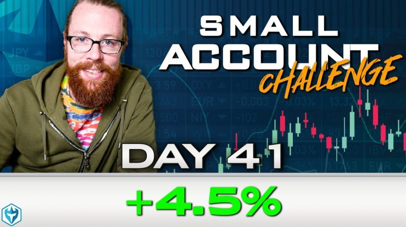Day 41 of My New Small Account Challenge | Recap by Ross Cameron